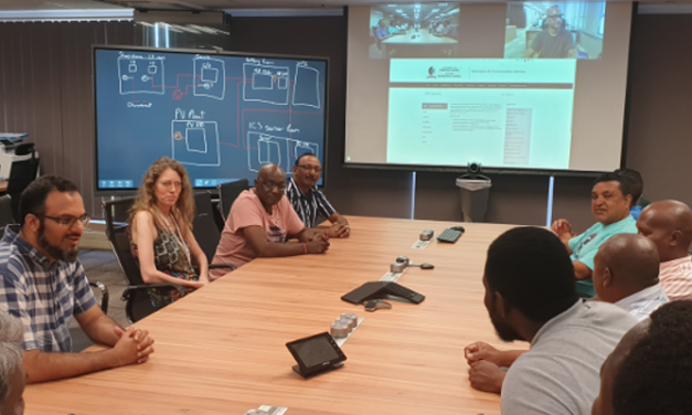 UKZN INVESTS IN COLLABORATION TECHNOLOGY